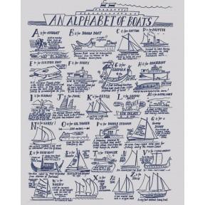 An Alphabet Of Boats